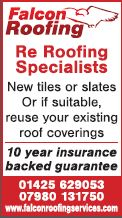 Falcon Roofing Specialists