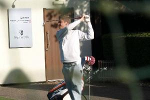 Golf: Weymouth golfer Dimmick to lock horns with Europe's finest