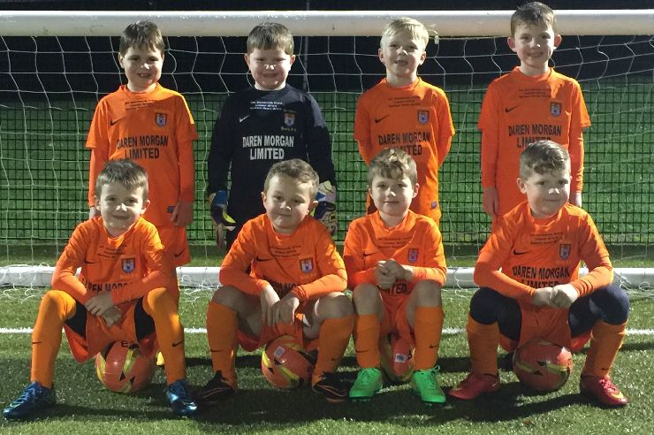 ON TOUR: Bridport Youth start the first of their four academy games next Tuesday against AFC Bournemouth