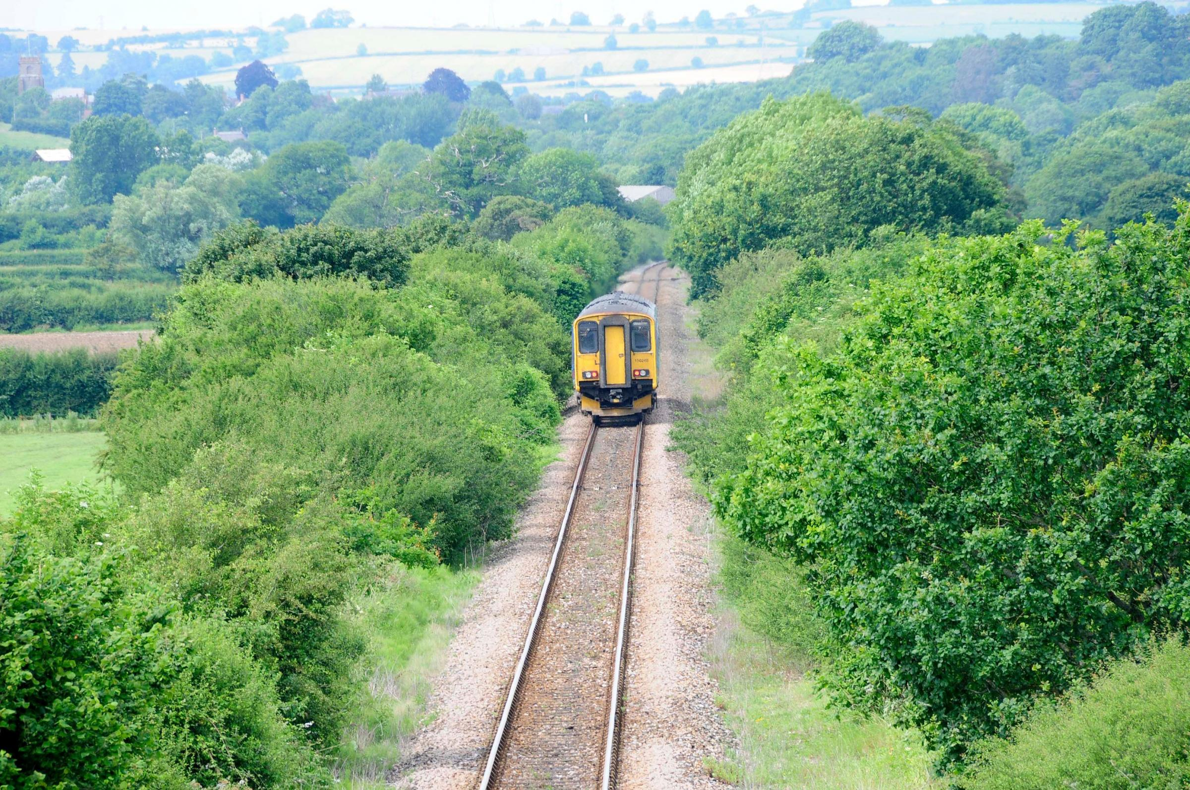 DELAYS: Weymouth to Bristol train line
