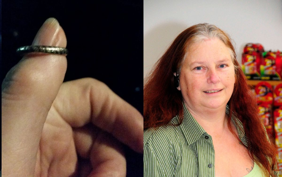 Weymouth Widow Seeks Help In Finding Late Husband S Wedding Ring