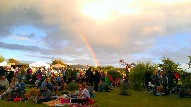 POPULAR: The Chesil Rocks festival