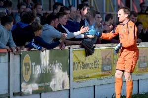 Terras: Matthews boosted by Weymouth fans' support