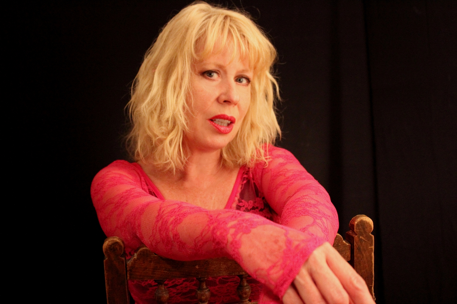 An evening with Hazel O'Connor