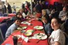 CELEBRATION: A fundraising curry night to raise money for CDLS in the name of Reuben Miah (55039005)
