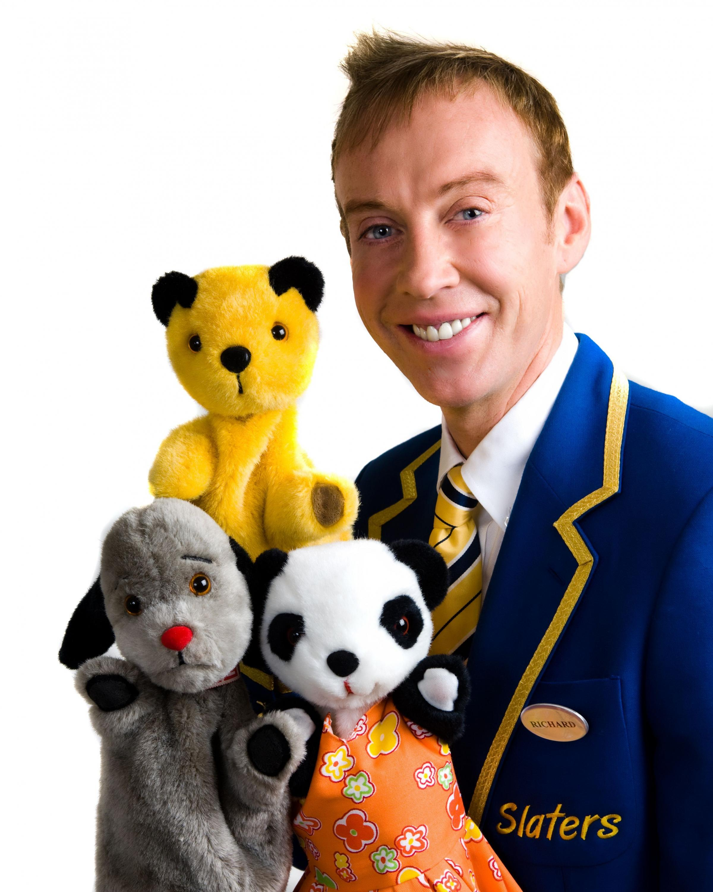 The Sooty Show which comes to the Lighthouse, Poole in September