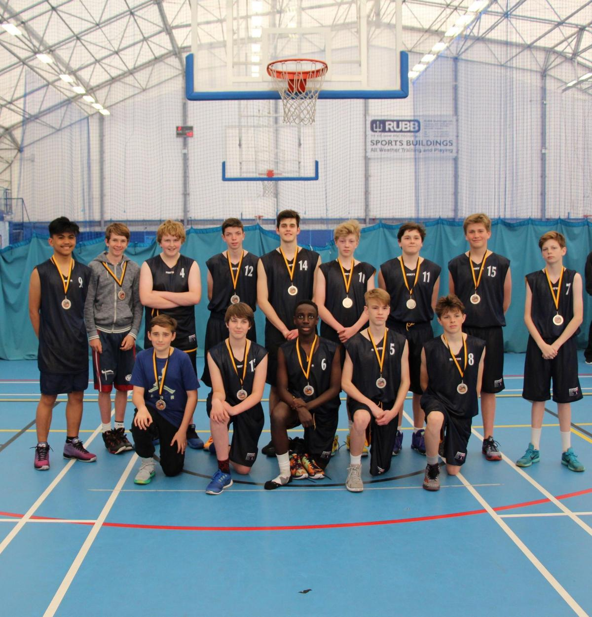 youth sport basketball dorset teams excel in tournament