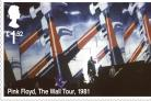 Pink Floyd stamps to feature innovative album covers