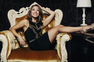 US singing sensation Christina Bianco can't wait to hit the road for her UK tour