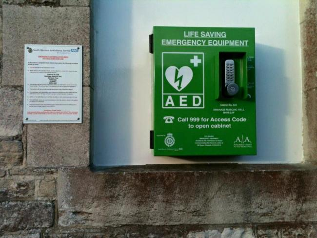 The life-saving defibrillator