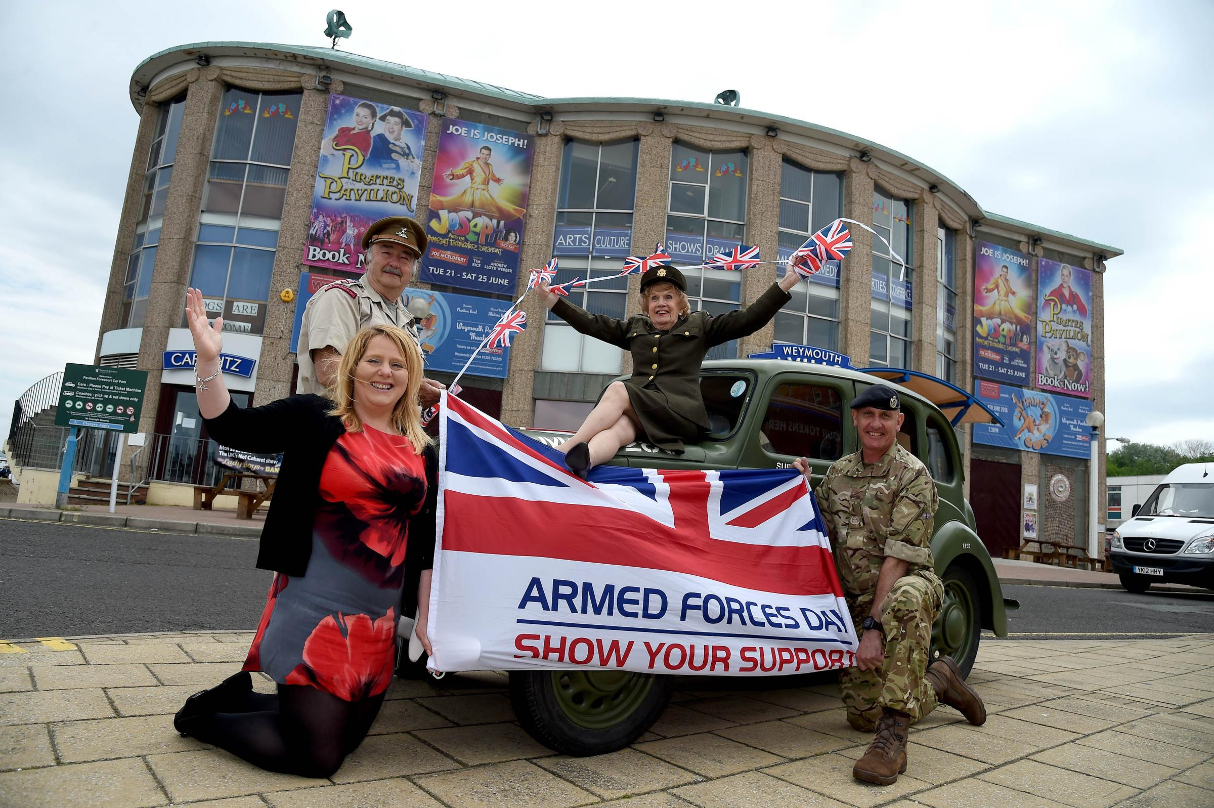Armed Forces Parade 2018: Full timetable and road closures
