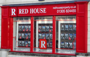 Dorset Echo: red house