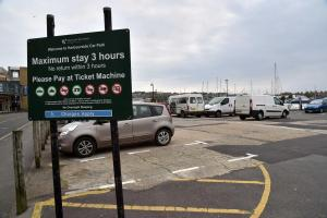 Heading to Weymouth this bank holiday? Council chiefs say parking in the town is NOT too expensive