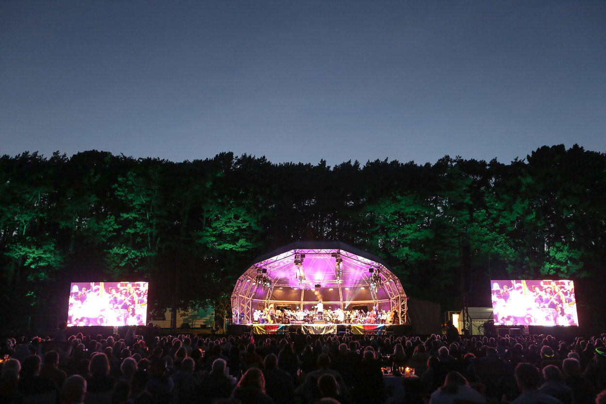 WIN: Tickets to next month's Proms in the Park!