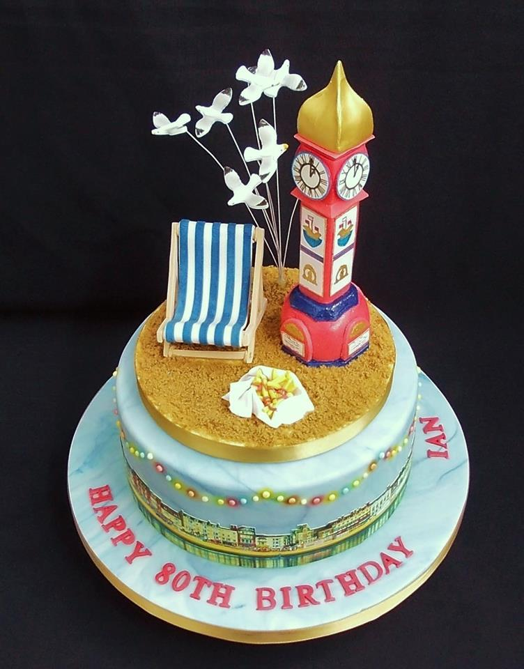 This Cake Is Wey Better Than Some Youll See On The Great British