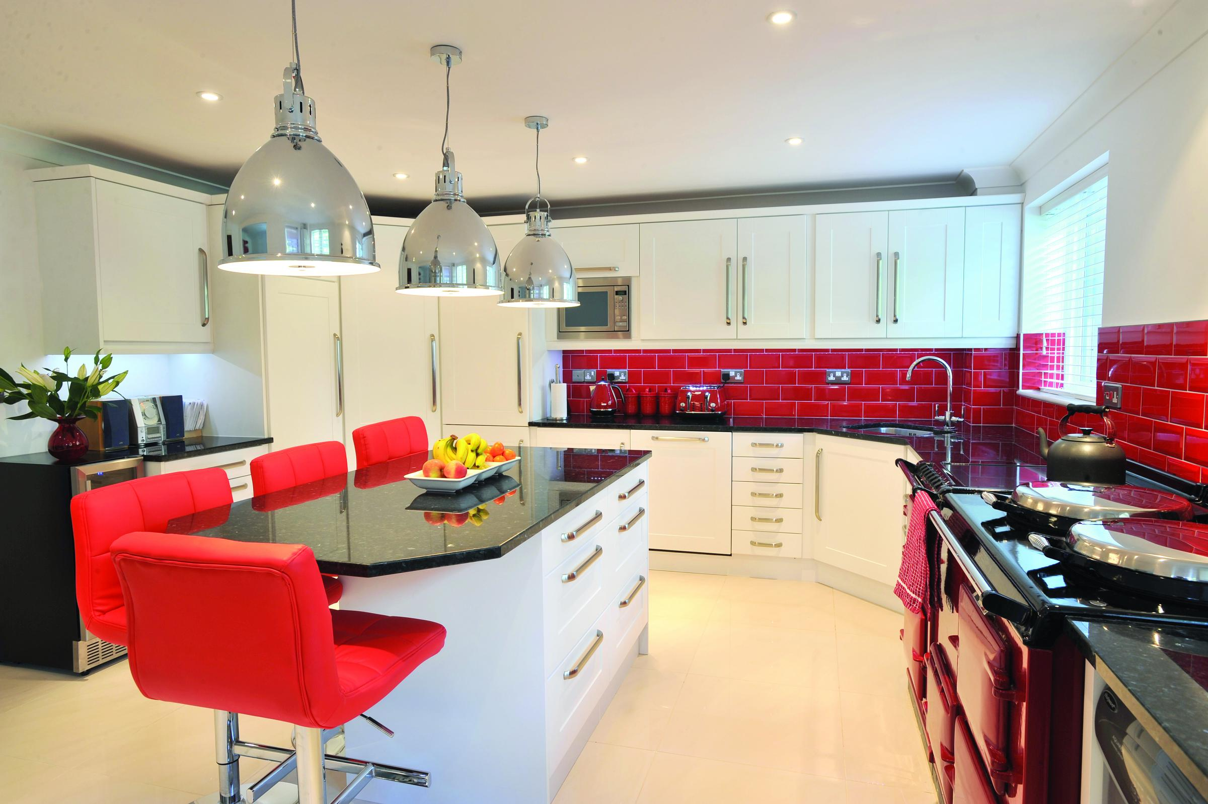Win The Kitchen Makeover Of Your Dreams!