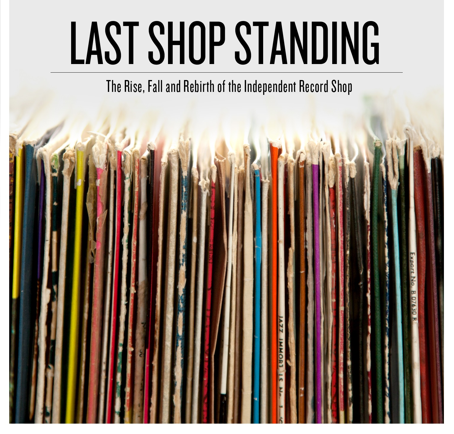 Last Shop Standing Book Night