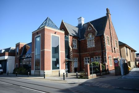 HOME: Borough council offices in Commercial Road, Weymouth