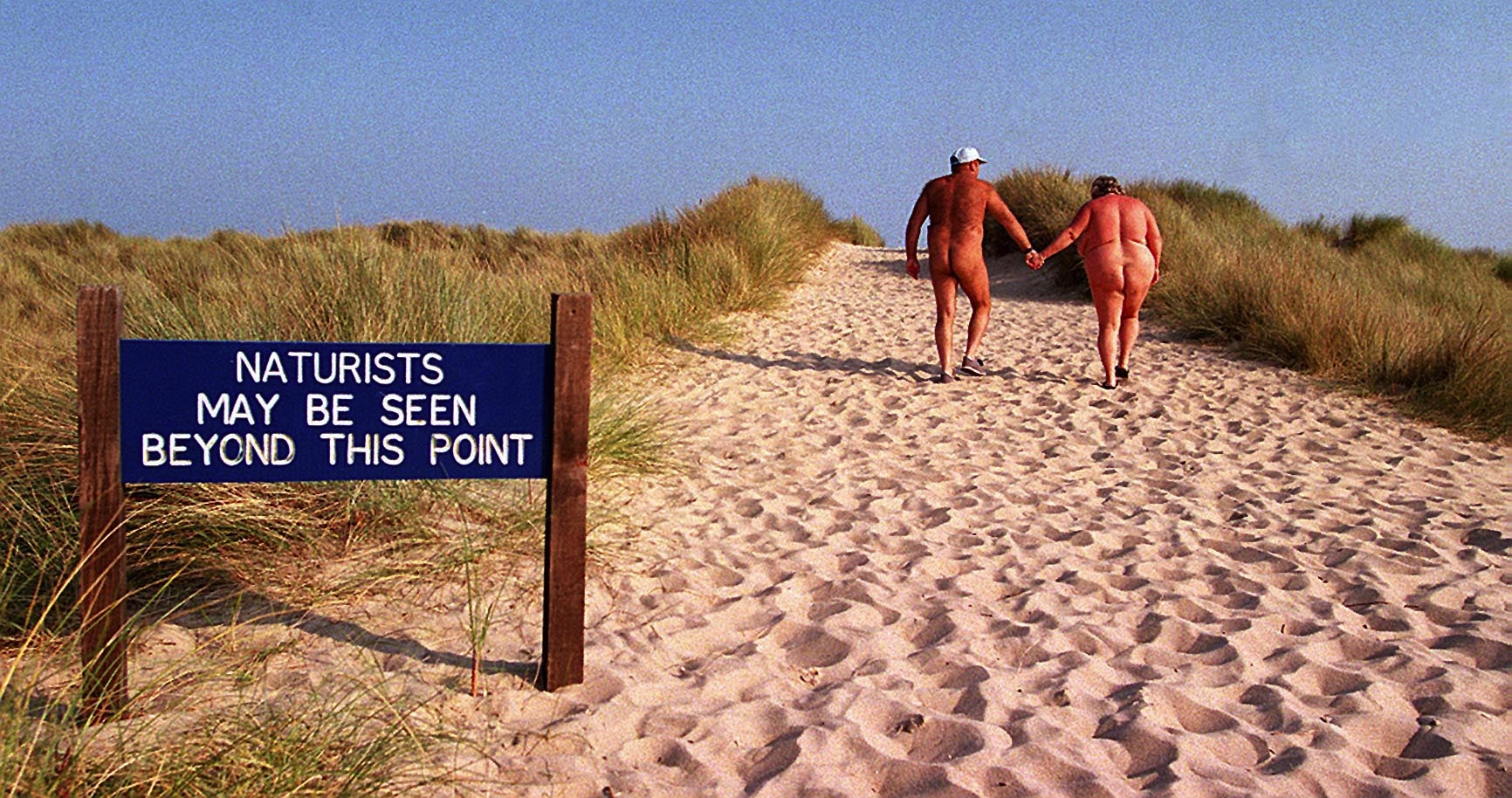 Dorset beach named as one of world's top nudist destinations