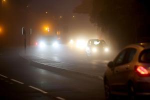 Weather warning for fog extended in to tomorrow with motorists urged to be careful on the roads
