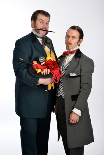 Morgan & West - Utterly Spiffing Magic Show for Kids