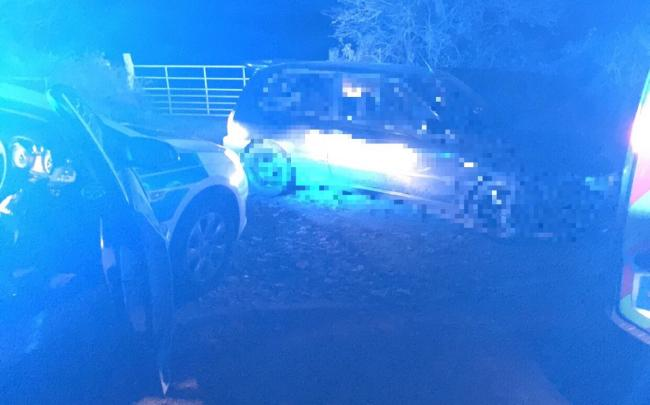 Man arrested after 100mph police chase on A351 between
