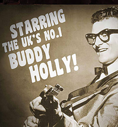 WIN: Tickets to see Buddy Holly - A Legend Reborn!