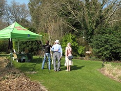 RSPB Open Day . . . Members and Volunteers