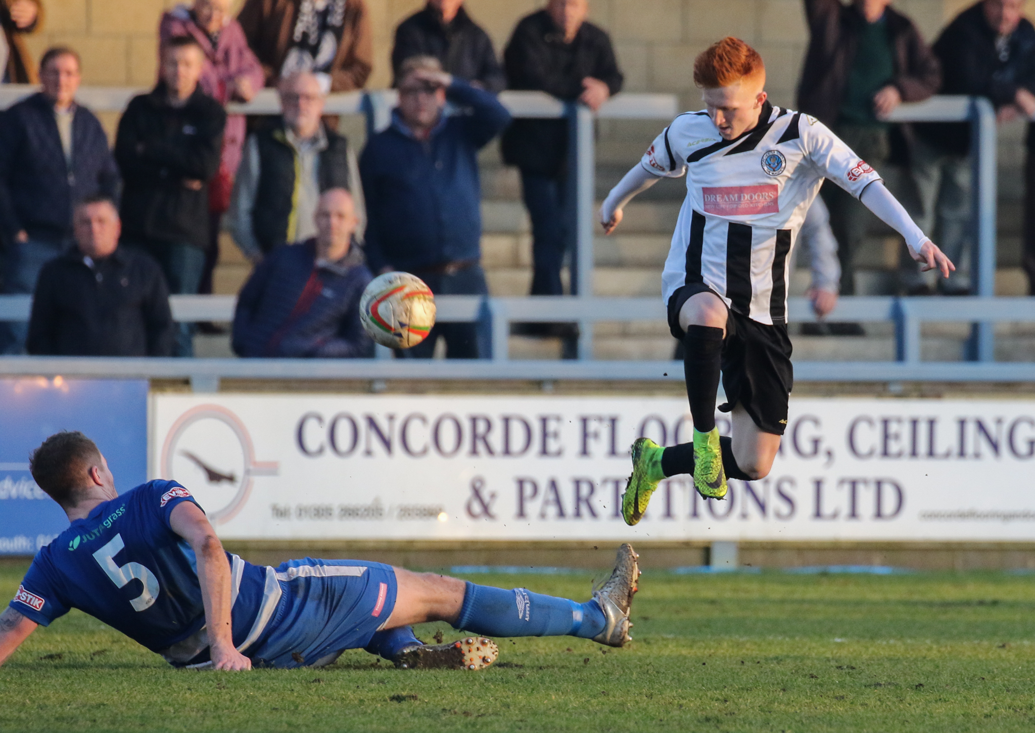 LUXURY: Craig Laird praised the talents of youngster Ollie Bassett Picture: PHILLIP STANDFIELD