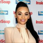 Dorset Echo: Chelsee Healey cried when she found out she was pregnant