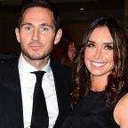 Dorset Echo: Frank Lampard and wife Christine spill the beans on their marriage