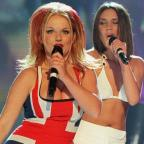 Dorset Echo: Brit Awards greatest hits:  the throwback pictures you need to see