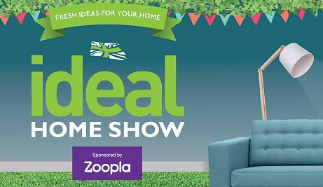 OFFER: Free tickets to The Ideal Home Show worth up to £38!