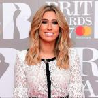 Dorset Echo: Stacey Solomon turns up to Loose Women in last night's clothes and a pair of hotel slippers