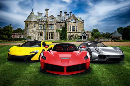 WIN:  One of five family tickets to Beaulieu this Easter!