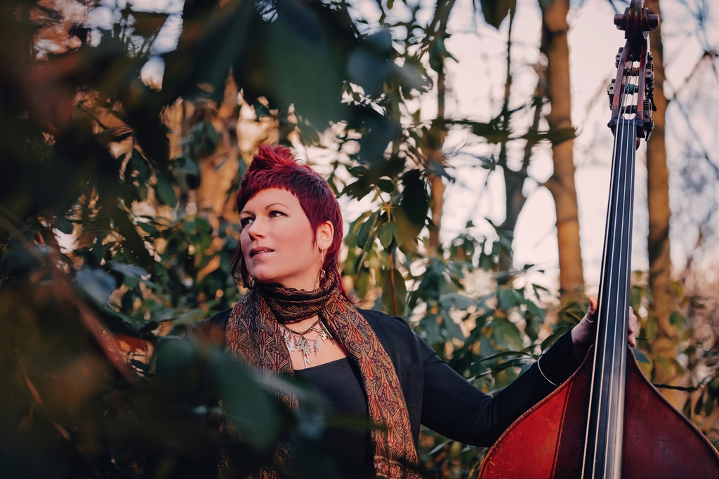 Miranda Sykes at Chettle Village Hall