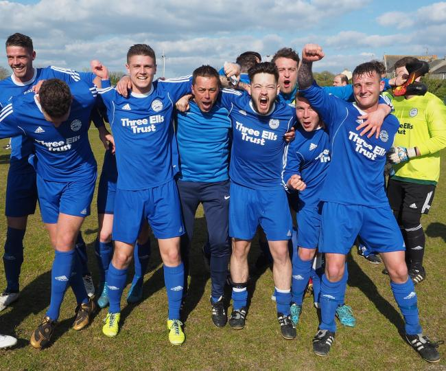 STILL IN THE HUNT: Portland United's title fate will be decided by an FA hearing on Wednesday