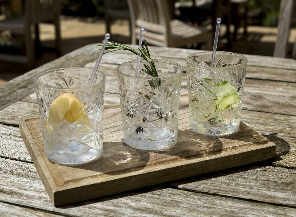 A journey in gin as The Queens Arms and Sipsmith make the perfect pairing