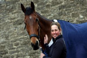 British Olympian Kitty King withdraws from Badminton Horse Trials