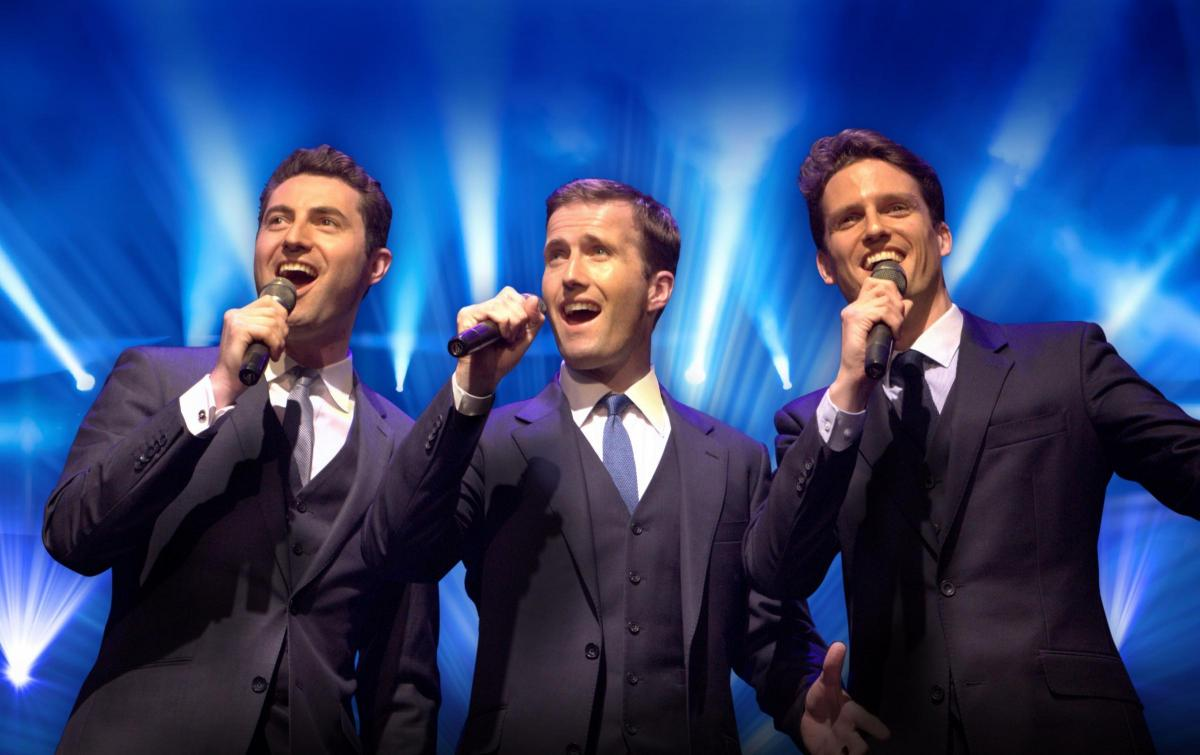 Ollie baines of blake talks all things music as the classical boy guide interview classical boy band singing sensations blake celebrate ten years at the top as their tour comes to dorset malvernweather Images