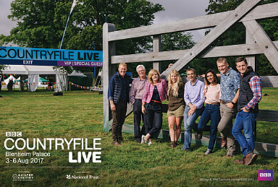 WIN: Tickets to BBC Countryfile Live at Blenheim Palace!