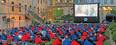 WIN: Tickets to Upton Country Park's open air cinema!