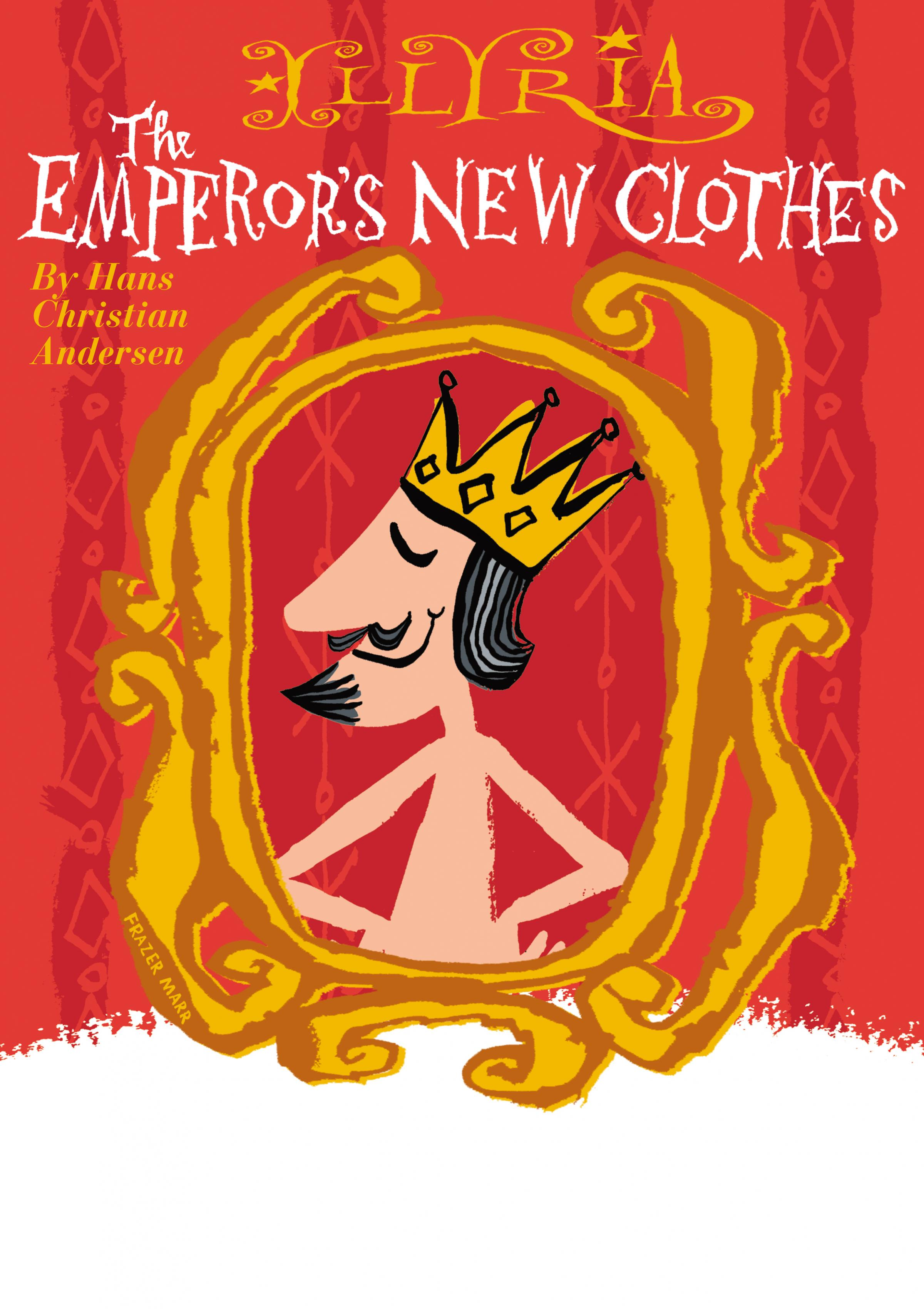 Illyria performance of The Emperor's New Clothes