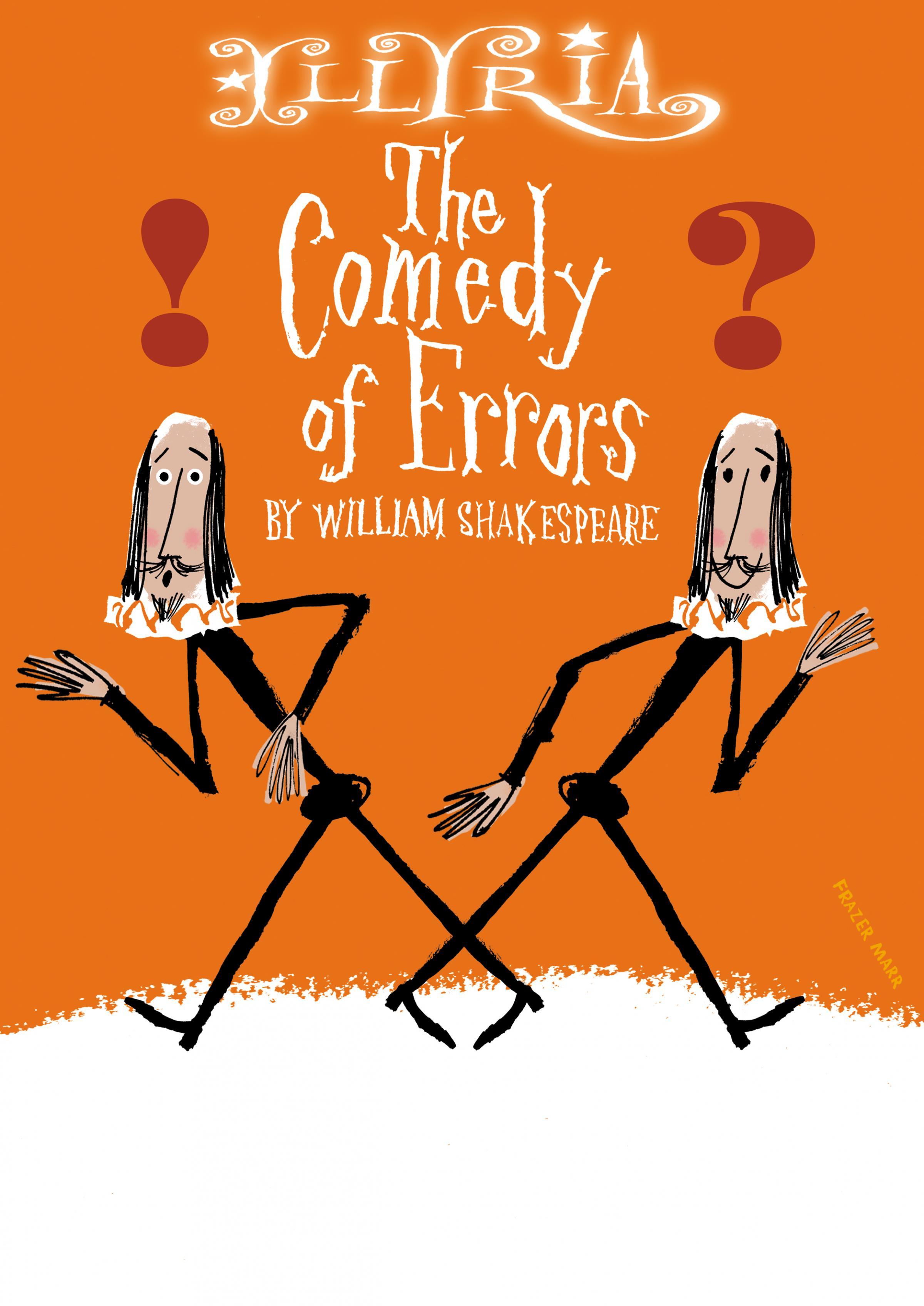 Illyria performance of The Comedy of Errors