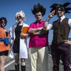 Dorset Echo: All of the best costumes from this year's Comic Con in London