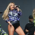 Dorset Echo: Little Mix singer Perrie Edwards gets down and dirty with f-word gaffe