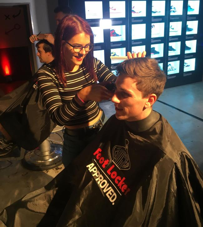 Barber Shop Is A Cut Above The Rest As It Opens Doors To Anyone