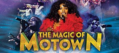 WIN: Tickets to see the Magic of Motown!