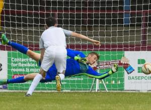 Dorset Echo: Watch keeper Travers strike Weymouth winner