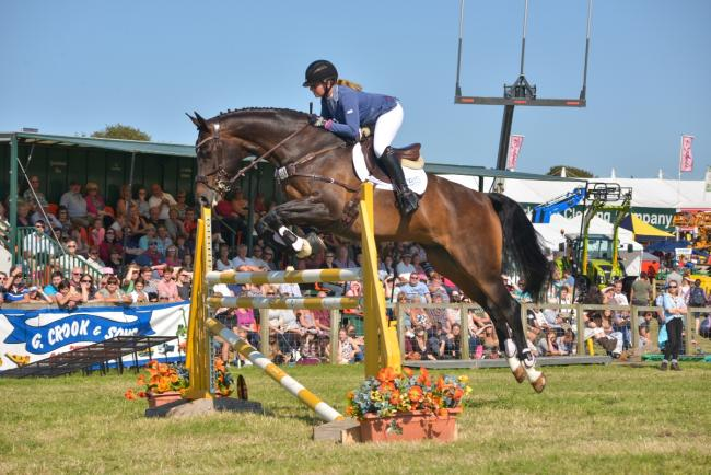 WIN: One of five pairs of tickets to the Dorset County Show!